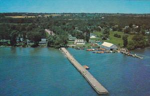 Canada Lake Simcoe Marine Belle Ewart Ontario