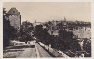 RP, Porte De Treves Au Rham, Luxembourg, 1920-1940s