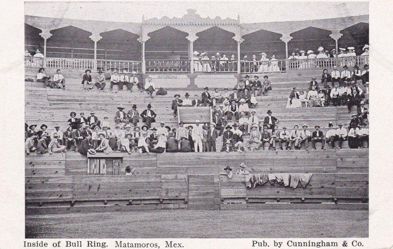 MATAMOROS , Mexico , 00-10s; Inside of Bull Ring