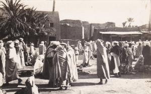 RP: North Africa , Arab Town , 1920-30s