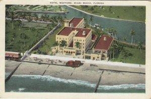 MIAMI BEACH , Florida , 10-30s ; Hotel Wofford