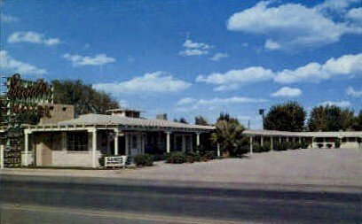 Sands Motel in Las Cruces, New Mexico