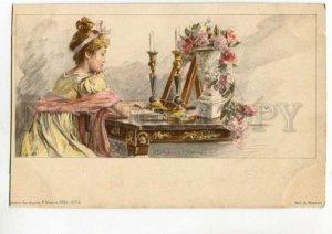 288636 RUSSIA Tatiana SAMOKISH-SUDKOVSKA Art Nouveau Vintage