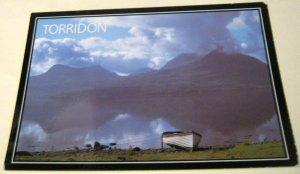 Scotland Torridon Upper Loch PSO-00325 DRG J Arthur Dixon - posted 1986