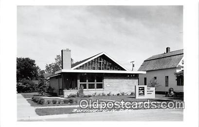 Churches Vintage Postcard Bottineau, ND, USA Vintage Postcard First Methodist...