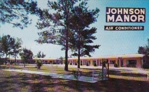 Florida Perry Distinguished Johnson Manor Motor Court And Restaurant