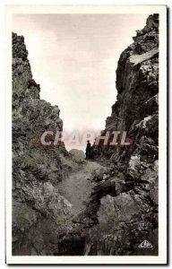 Old Postcard Luchon The Port of Venasque