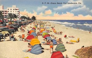 Ocean Beach Fort Lauderdale, Florida