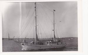 RP: Fishing Boat W43 NORWIND at Sea,1959
