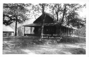 Lowell Lake Lodge