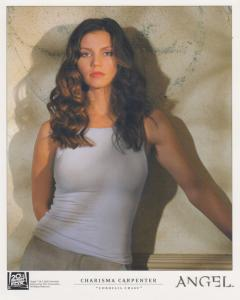 Charisma Carpenter in Angel Stunning Giant 20th Century Fox Photo