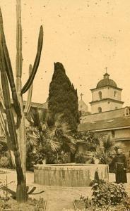 CA - Santa Barbara Mission