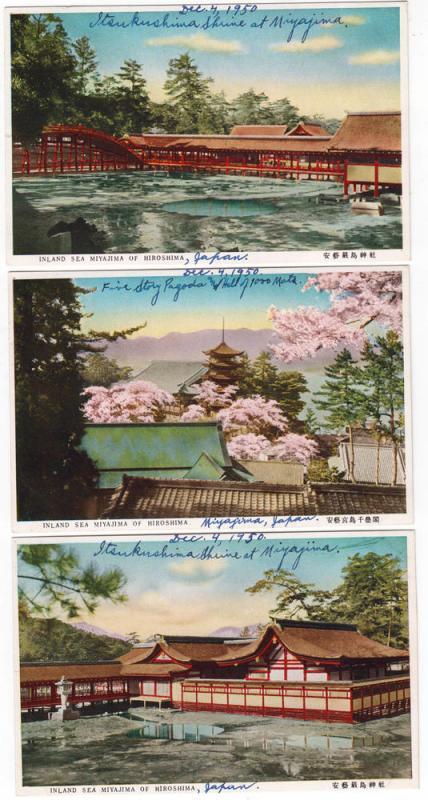3 - Hiroshima Cards