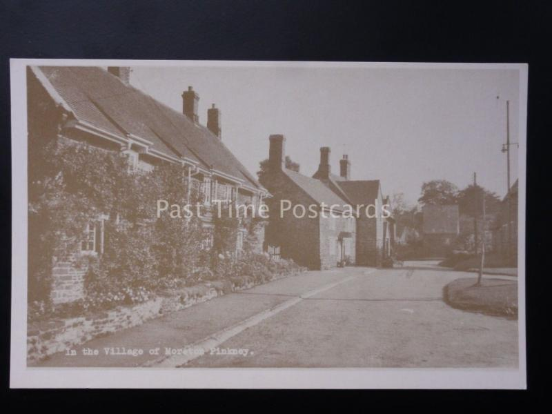 Northamptonshire: Moreton Pinkney (Scene 17) Reproduction Postcard