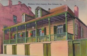 Louisiana New Orleans Madame John's Legacy