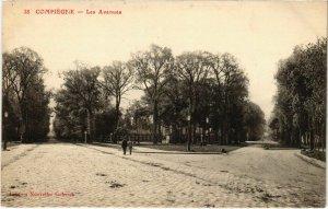 CPA Compiegne - Les Avenues (1031750)