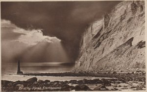 RP: EASTBOURNE , England, 1900-10s ; Beachey Head LIGHTHOUSE