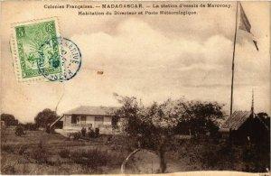 CPA AK Station agricole d'essais de Marovoay, MADAGASCAR (819616)