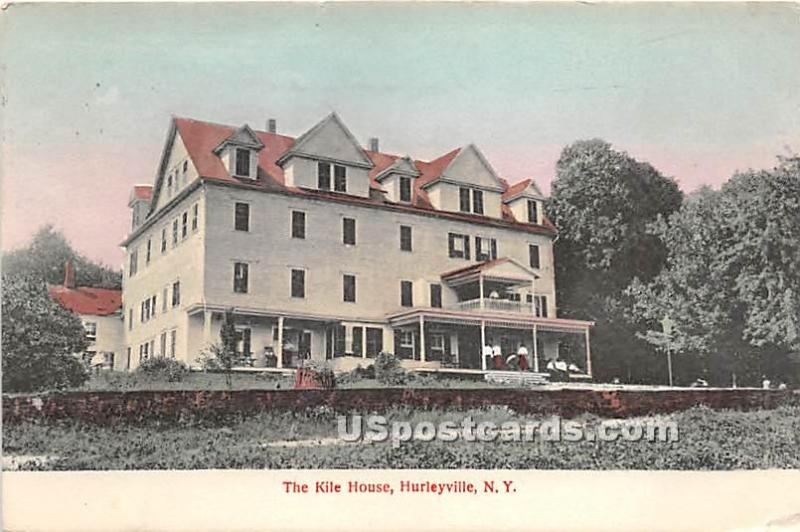 The Kile House Hurleyville NY 1913