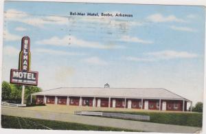 Bel-Mar Motel, BEEBE, Arkansas, PU-1961