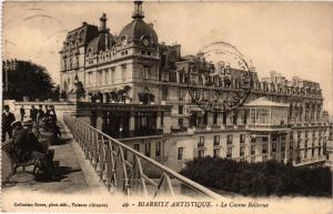 CPA BIARRITZ Artistique - Le Casino Bellevue (365462)