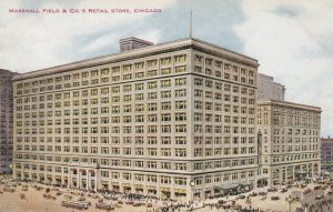 CHICAGO, Illinois, 1900-10s; Marshall Field & Co.'s Retail Store