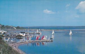 Snipe Sailing Championship , NORTH SYDNEY, Cape Breton , Nova Scotia , Canada...