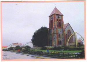 Stanley: The Christ Church Cathedral, Falkland Islands, 1980-1990s