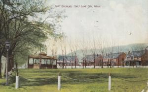SALT LAKE CITY, Utah, PU-1909 ; Fort Douglas
