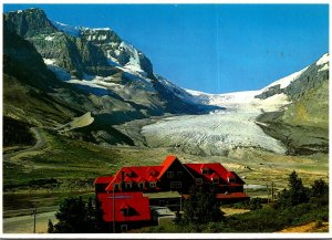 Canada Alberta Athabasca Glaier and Columbia Icefield Chalet