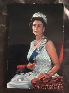 Mint England Real Picture RPPC Postcard HM Queen Elizabeth II B