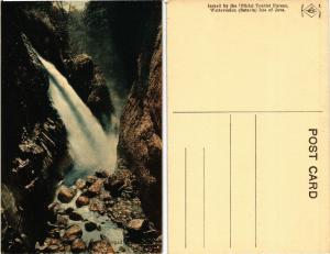 CPA INDONESIA Waterfall of the Banioepait (392309)