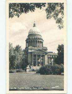 1940's rppc NICE VIEW Boise Idaho ID i8363