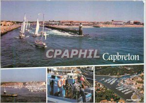 Modern Postcard Cape Breton Feasts of puts Pecheurs Harbor