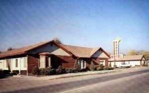 Sunset Motel - Pocatello, Idaho ID