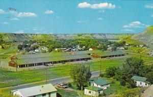 North Dakota Medorra The Badlands Motel
