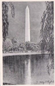 Washington D C The Washington Monument