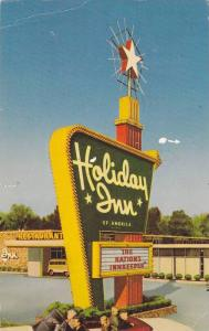Exterior,  Holiday Inn of Fayetteville,  U.S. Hwy 301.,  Fayetteville,  North...
