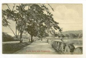 Kandy Lake Side Promenade, Sri Lanka, 1900-1910s
