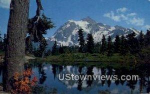 Mt Shuskan - Mt. Baker National Forest, Washington