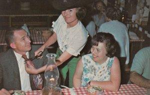 PINNACLE PEAK PATIO , Arizona , 1950-60s ; No tie Policy 21 miles NW of Sco...