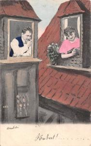 Couple Lovers Hubert! Romantic Flirt windows