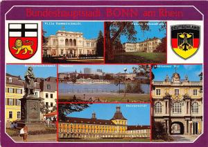 BG11223 bundeshauptstadt bonn am rhein ship bateaux  germany