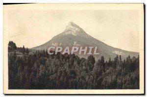 Old Postcard Grande Chartreuse Massif Peak Chamechaude