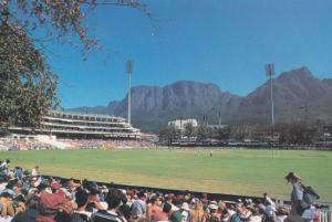 Newlands Cape Town South African Cricket Stadium Postcard