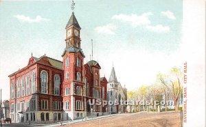 City Hall - Haverhill, Massachusetts MA
