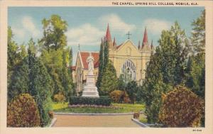 The Chapel Spring Hill College Mobile Alabama