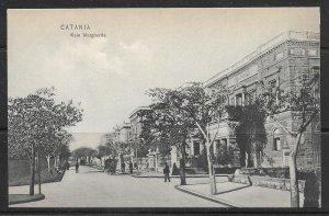 Italy, Catania - Viale Margherita - [FG-249]