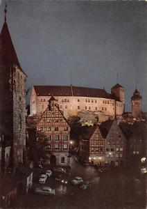 Nurnberg Germany Burg Castle Nurnberg Burg Castle