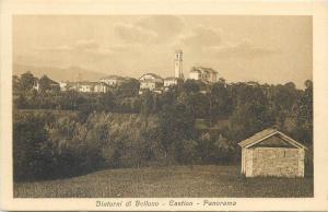 Italy Dintorni di Belluno Castion panorama